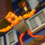 Игра Hello neighbor мини