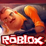 Игра Роблокс Привет сосед